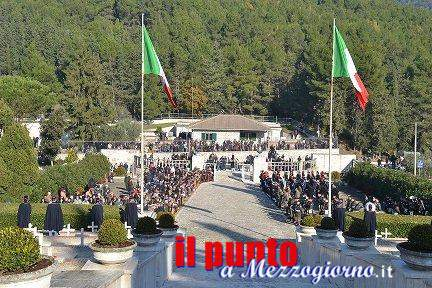Celebrato il 72esimo anniversario della battaglia di Monte Lungo