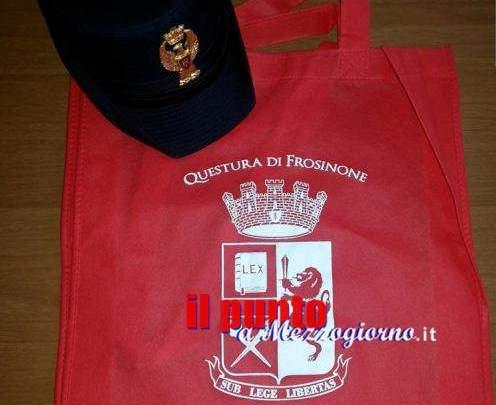 La Questura di Frosinone organizza la quarta edizione della spesa della solidarietà