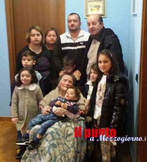 Una nuova centenaria a Cassino, si chiama Maria Giuseppa Soave