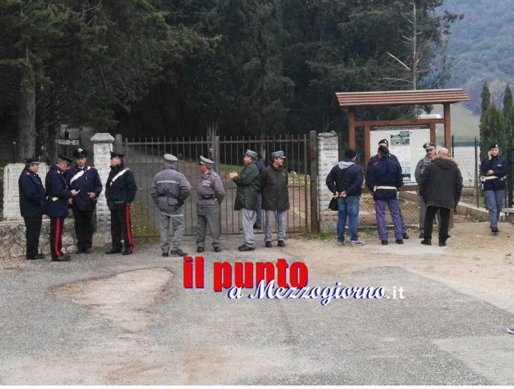 Albaneta, la Questura vieta nuovamente la manifestazione per raggiungere il monumento