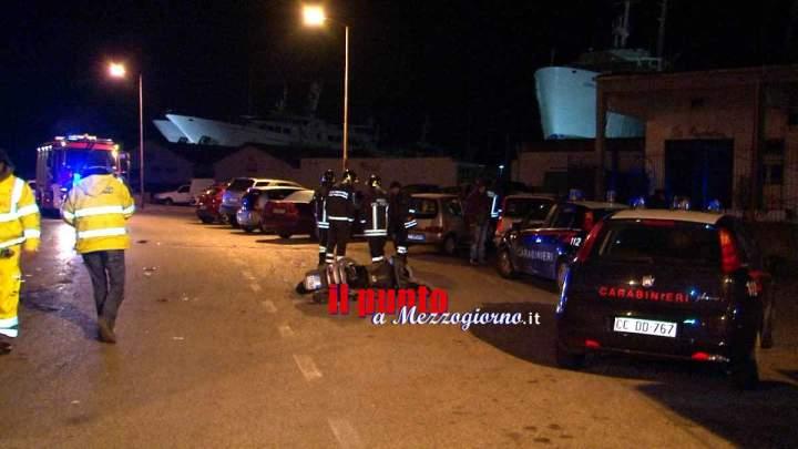 Gaeta – Grave incidente nella notte, muore un 17enne