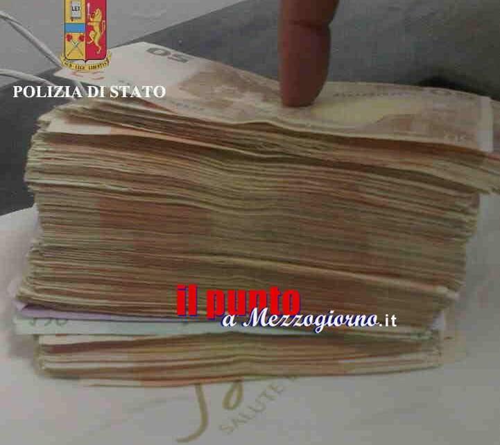 """""""Operazione Grand Hotel"""", confiscati dalla Polizia palazzi, auto di lusso, conti correnti e buoni postali per milioni di euro"""