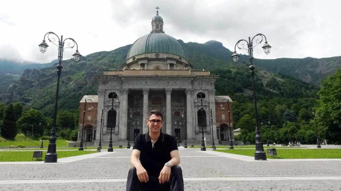 Gaeta – Il seminarista Giuseppe Montagna ammesso tra i candidati agli ordini sacri