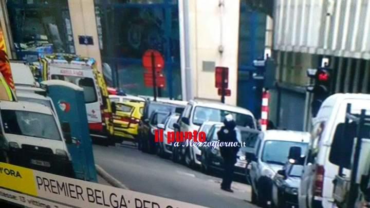 Attacco terroristico in Belgio, due persone fermate dalla polizia. Salgono a 26 i morti