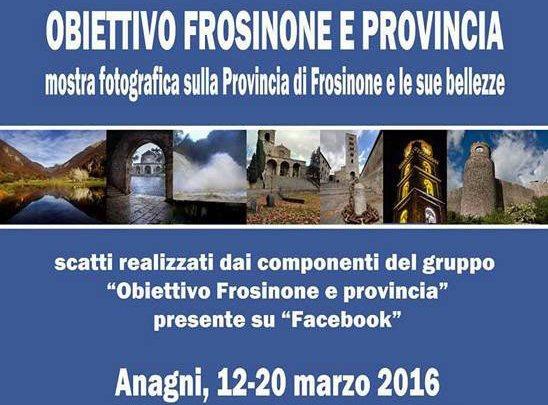 Le bellezze della provincia di Frosinone in una mostra fotografica ad Anagni