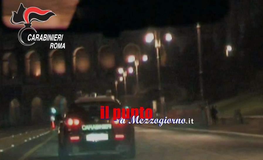 Sorpreso a molestare una donna sul bus a Trastevere da due carabinieri in borhgese, 27enne romano arrestato