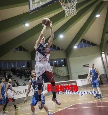 Basket: La Virtus Cassino affronta la capolista Eurobasket Roma