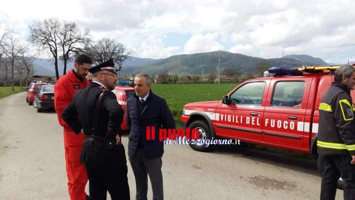 """Pontecorvo – Ricerche di Fernando Sardelli, l'appello del sindaco: """"Chiesto l'intervento dell'esercito"""""""