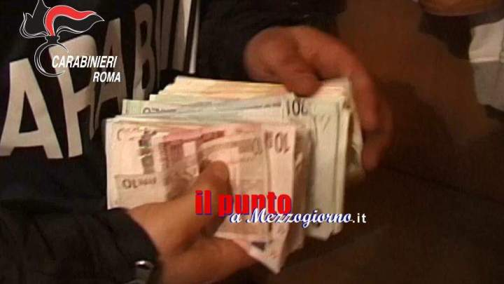 """Operazione """"I Monatti"""", usurai applicavano interessi anche del 400 per cento"""