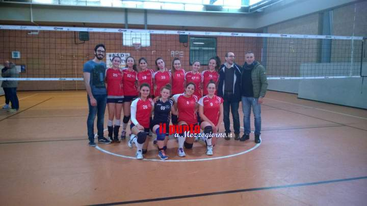 Il Volley Sermoneta verso i play off