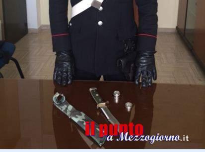 Controlli a scuola a Pontecorvo, coltello tra i maschietti e droga tra le femminucce