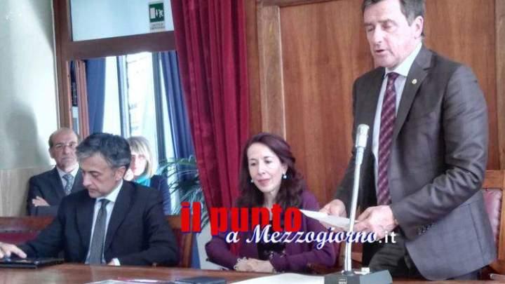 Onde gravitazionali, la scienziata Buonanno accolta a Cassino con i massimi onori cittadini