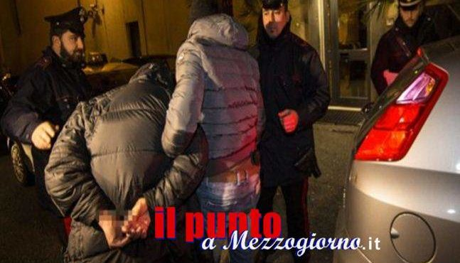 Rapinato mentre preleva al bancomat, i carabinieri arrestano un 41enne