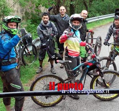 Gara di mountain bike a Villa Latina, percorso di 35 chilometri