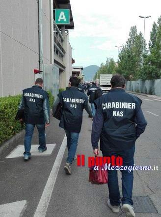 Sgomberata dai carabinieri del Nas casa per anziani a Latina