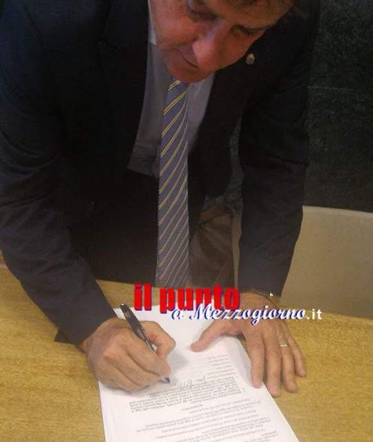 L'ex sindaco Petrarcone impugna il risultato elettorale di Cassino