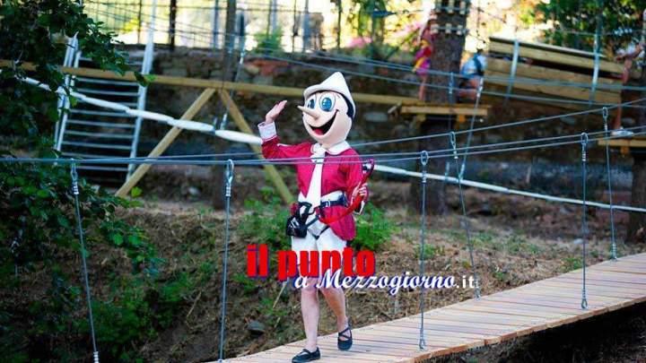 Il Parco a Collodi dedicato a Pinocchio compie 60 anni
