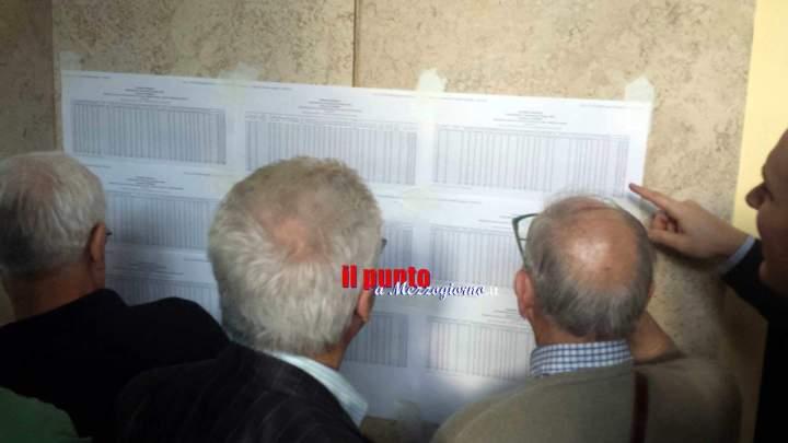 Elezioni a Cassino, il ballottaggio seggio per seggio
