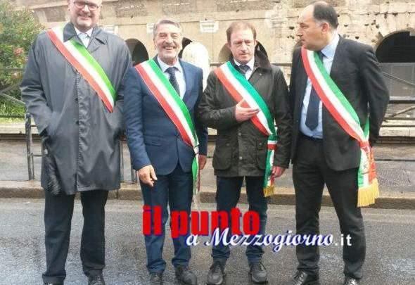 Festa della Repubblica, a Roma sfila anche il sindaco di Colle San Magno