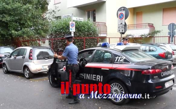 Deve scontare cumulo pena a 5 anni e scappa da Roma, 40enne arrestato a Frosolone