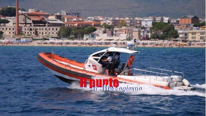 Guardia Costiera di Gaeta: operazioni di assistenza e soccorso, controlli a tappeto per la sicurezza dei bagnanti e vigilanza sulle attività di pesca