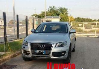 Ruba auto a Frosinone e scappa verso Napoli, fermato ed arrestato sull'A1 a Cassino