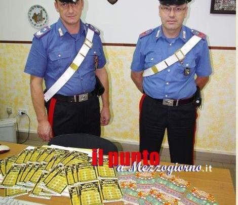Gratta Vinci e Ruba ad Alatri, arrestati due georgiani