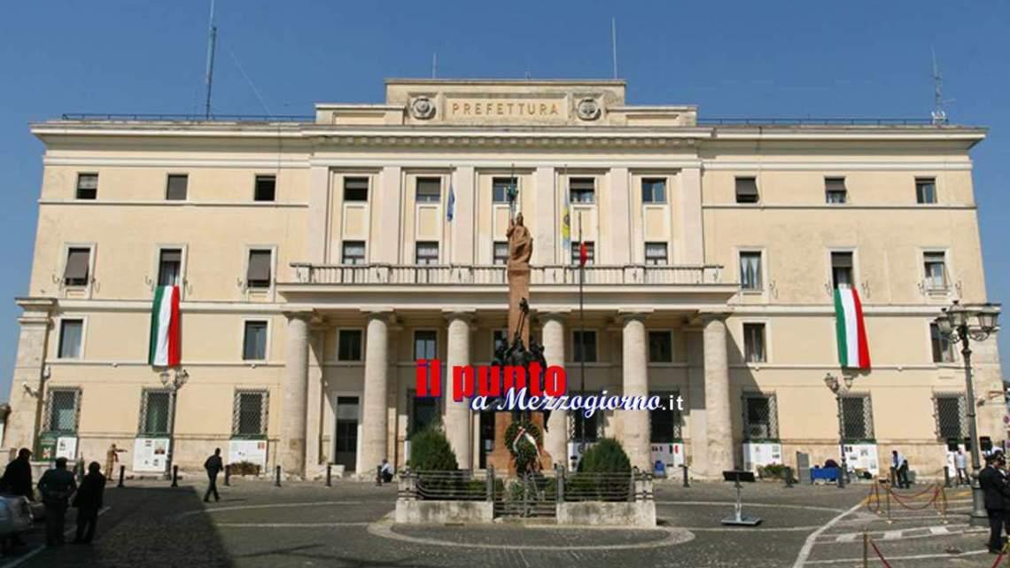 Bilancio 2016 della Prefettura di Frosinone, accolti 2000 stranieri
