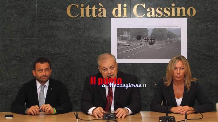 Cassino – 450mila euro per la realizzazione della rotatoria di fronte al San Raffaele