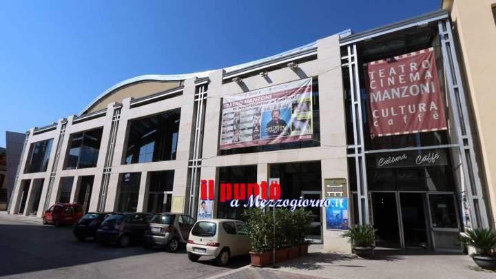 """Il teatro """"Manzoni"""" torna in possesso del Comune"""