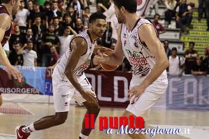 Basket: Ferentino torna alla vittoria (94-76) contro Rieti