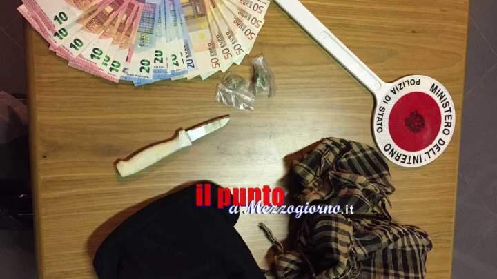 Rapina al supermercato di Frosinone, 18enne arrestato in poche ore