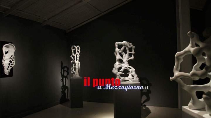Le opere dello scultore Szymon Oltarzewski esposte nell'ambasciata di Polonia a Roma