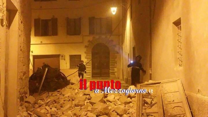 Terremoto centro Italia, la situazione alle 9.30