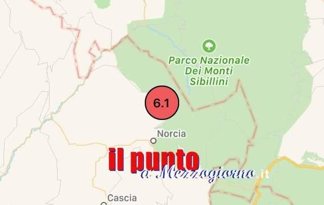 Terremoto centro Italia: convocati i vertici delle strutture operative