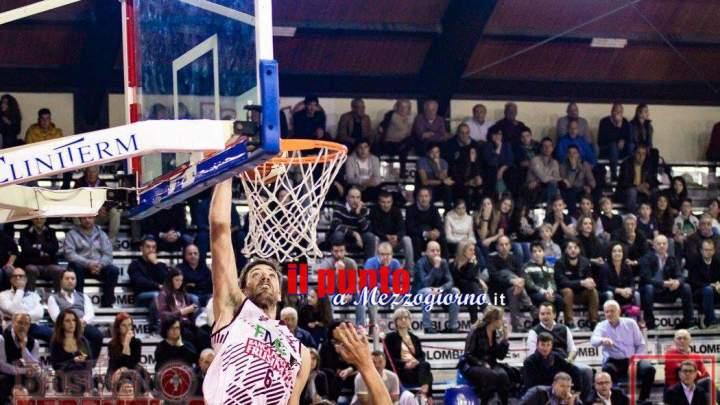 Basket: Ferentino sbanca il parquet di Scafati, 79 a 86, con una prova di grande spessore