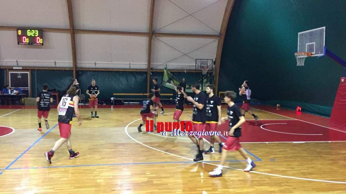 """Basket serie D: Veroli """"inciampa"""" 86-82 contro Basket Carver Cinecittà"""