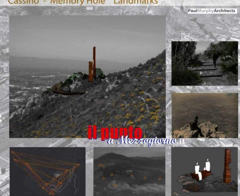 Cassino, Summa Ocre a Londra per un premio internazionale di architettura del paesaggio