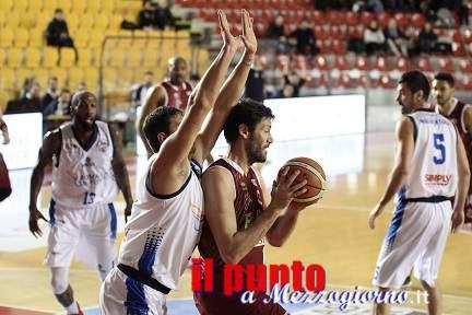 Basket:  Ferentino cade, 78-72, al Pala Tiziano al cospetto dell'Eurobasket Roma