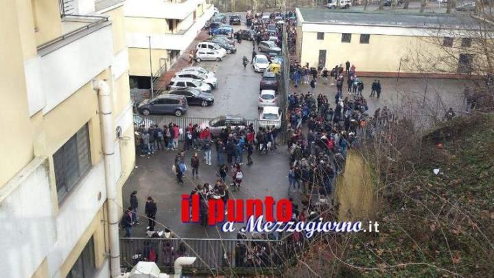 Terremoto, paura a Frosinone per scossa. Evacuata scuola