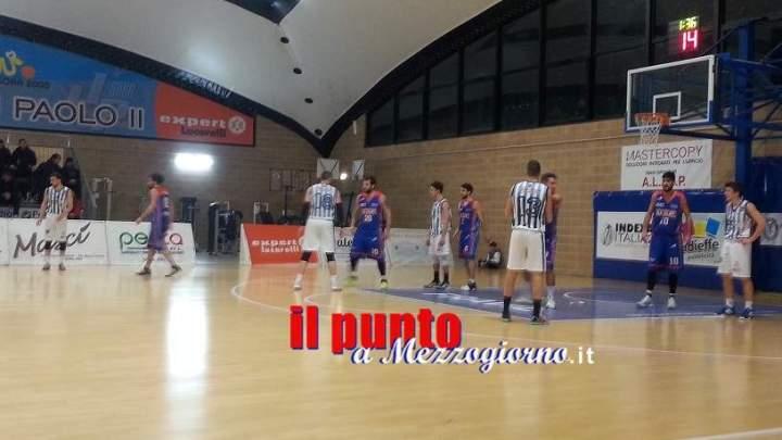 Basket C Gold: La NB Sora 2000 combatte, ma poi cede (70-80) il passo al Formia