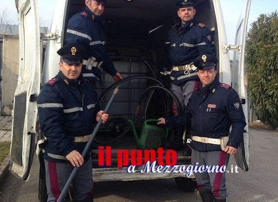 Gasolio rubato sull'Autostrada, la Polizia Stradale ne sequestra 1700 litri