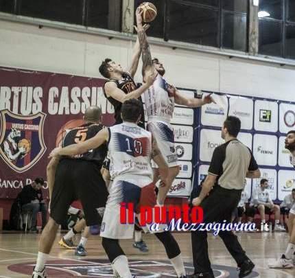 Basket: Incredibile Virtus Cassino, non molla mai e batte Forlì in volata