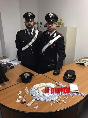 Spaccio nella centralissima piazza Cavour, arrestato una 41enne