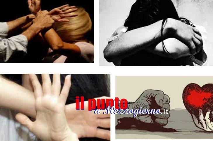 Cassino, maltrattamenti e stalking alle ex: arrestati due uomini