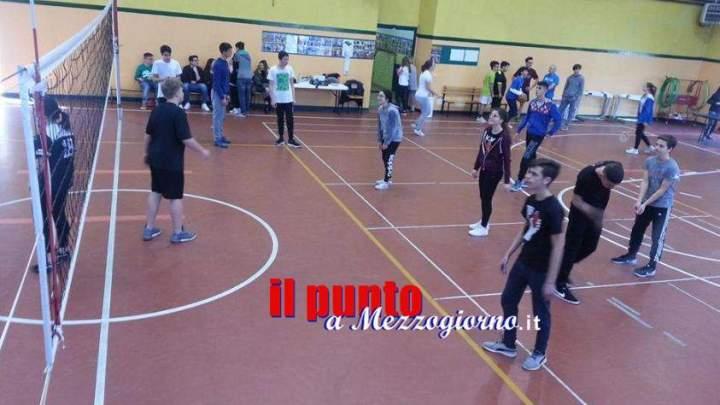 """""""Scuola di squadra"""", Zingaretti ad Alatri per consegna attrezzature sportive al """"Pietrobono"""""""