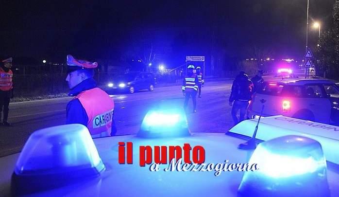 Venafro – Assalto in piena notte al Bar-Tabacchi, due pregiudicati arrestati dai Carabinieri