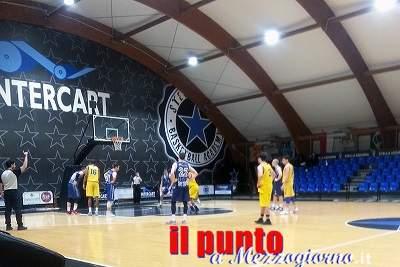 Basket C Gold: N.B. Sora 2000, rimonta e vittoria finale, playoff  più vicini