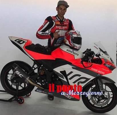 Mondiale Supersport 300: Ad Aragon anche Armando Pontone con la Yamaha 300