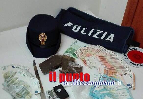 Spacciatori nella movida di Cassino, quattro arresti e sequestrati mezzo chilo di droga